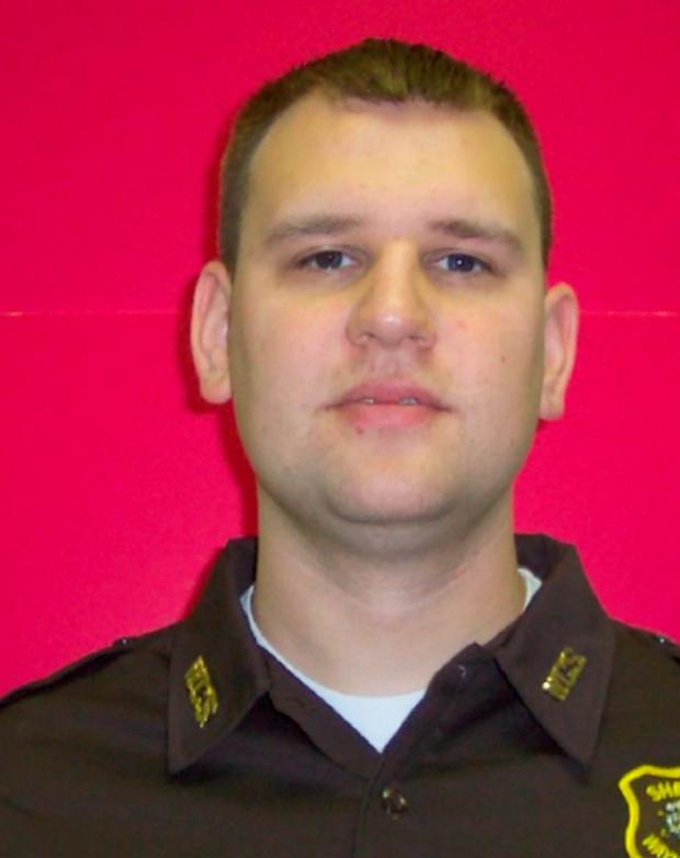 Michael Krol is pictured in this handout photo. Krol, a former employee of the Wayne County Sheriff's Office, is one of the officers killed in an attack in which five police officers were shot dead at a protest decrying police shootings of black men according to local media. Wayne County Sheriff's Office/Handout via Reuters ATTENTION EDITORS - THIS IMAGE WAS PROVIDED BY A THIRD PARTY. EDITORIAL USE ONLY