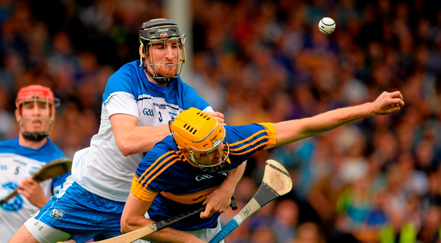Seamus Callanan was well shackled by the Waterford defence last year Picture credit: Piaras Ó Mídheach / SPORTSFILE