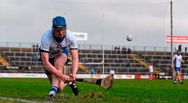 Austin Gleeson is 'a leader without trying to be a leader', according to Waterford selector Fintan O'Connor Picture credit: Ramsey Cardy / SPORTSFILE
