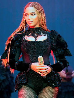 Beyonce performs during her Formation World Tour at Wembley Stadium in London last Sunday Photo: Daniela Vesco/Invision for Parkwood Entertainment/AP Images