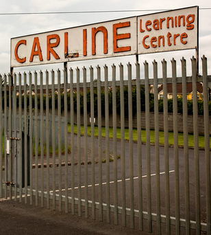The Carline Learning Centre in Balgaddy, Lucan Photo: Arthur Carron