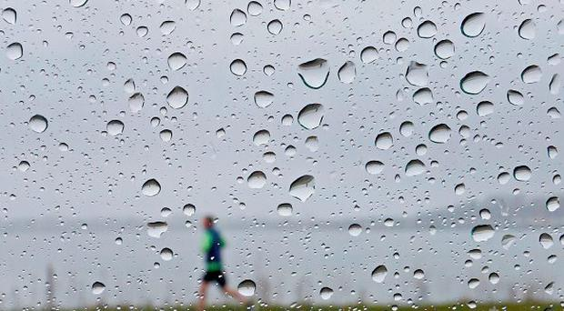 Risk of flooding as Met Éireann forecasts heavy downpours and thunderstorms