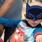 'Batman' Ben's fundraising is flying