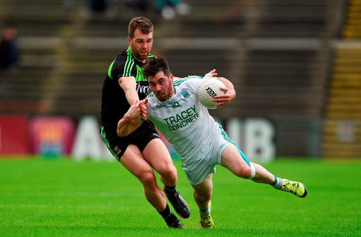 Controversial penalty helps Mayo turn things around against Fermanagh