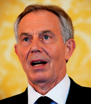 'I express more sorrow, regret and apology than you may ever know or can believe': Former British prime minister Tony Blair gave this statement at a recent press conference in London, in response to the Chilcot report on Britain's role in the Iraq War Photo: Stefan Rousseau/PA Wire