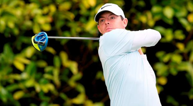 Rory McIlroy is targeting a second Claret Jug and his game should match up well with the course at Royal Troon. Photo: Brian Lawless