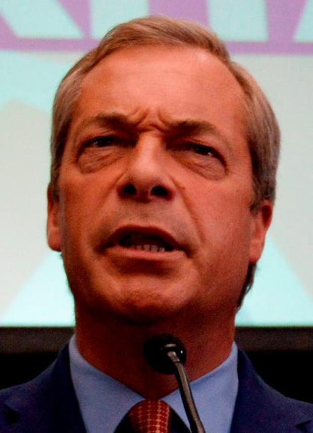 Bowing out: Former leader of UKIP, Nigel Farage, who stepped down shortly after the EU referendum result Photo: Stefan Rousseau/PA Wire