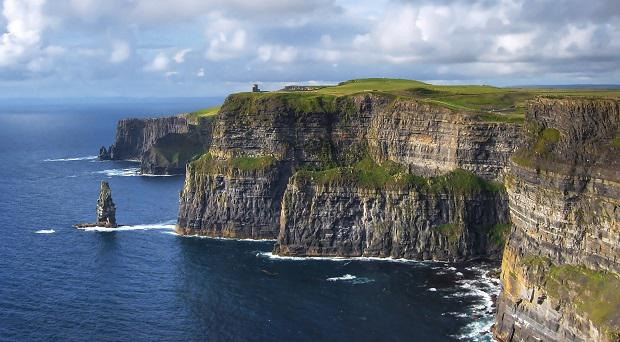A stability warning has been issued for the Cliffs of Moher