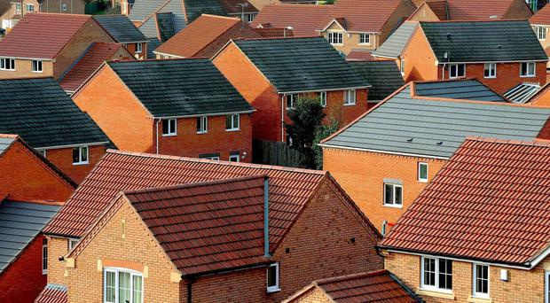 'In Dublin, if you took €260,000 to be an 'average' house price (you won't be living on the Southside at all); you will be paying €1,700 every month you are made (against your will, due to arbitrary rules) to stay a renter'. Stock Photo: PA