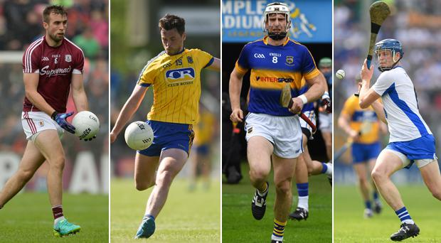 It's another huge day in the GAA Championship