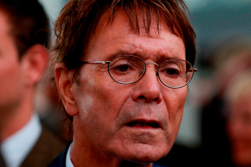 Cliff Richard is in morning following the death of his sister. Photo: PA Wire