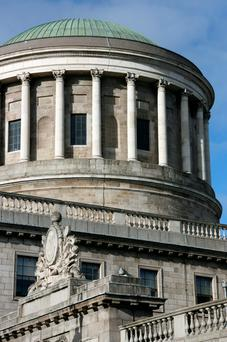 The Four Courts: Under Irish law, a person is innocent until proven guilty