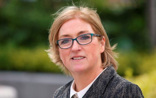 Warning message: RSA chief Moyagh Murdock. Photo: Damien Eagers