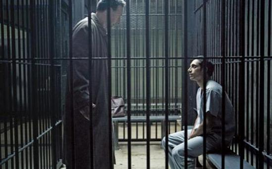 Riz Ahmed and and John Turturro in HBO's The Night Of. Photo: HBO