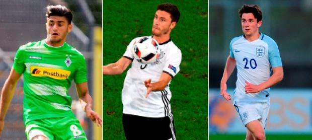 Mahmoud Dahoud, Jonas Hector and Ben Chilwell have all been linked to Liverpool