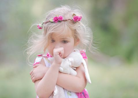 The habits, which babies develop in the womb, protect youngsters from allergens including house dust mites, grass, mould and fur