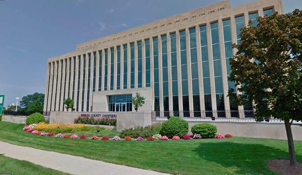 Berrien County Courthouse in Michigan
