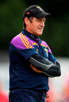 Dunne is back in planning mode for next Sunday week's All-Ireland quarter-final date with Waterford. Photo: Stephen McCarthy/Sportsfile