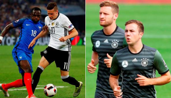 Klopp wants to sign Germany defender Draxler but will drop his interest in Gotze