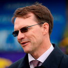 """O'Brien: """"The plan is that Even Song will go for the Irish Oaks and we'll probably run a couple more also."""" Photo: Cody Glenn/Sportsfile"""