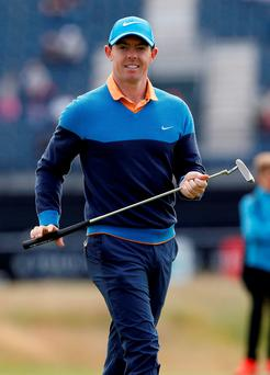 Rory McIlroy believes golf's drug testing policy has to be far more stringent if it wants to become a long-term Olympic sport. Photo: Reuters
