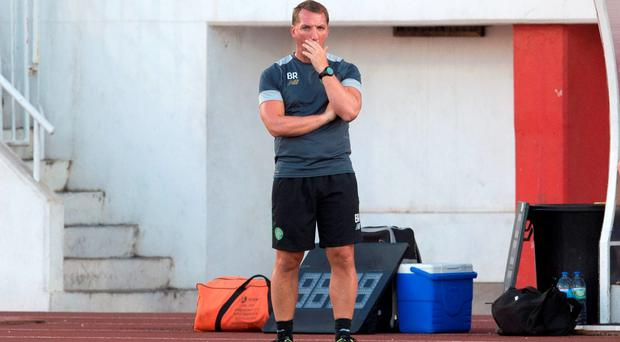 Rodgers' tenure began in the worst possible way. Photo: SNS Group