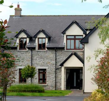 The Kellys house at Alexandra Manor in Clane, Co Kildare
