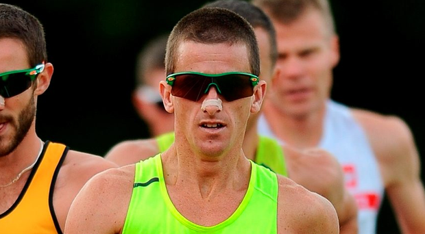 Ireland's Rob Heffernan. Photo: Sportsfile