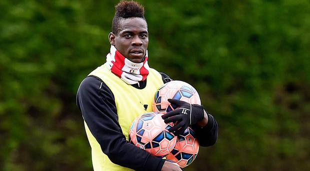 Klopp praised Mario Balotelli's attitude since his return to Liverpool, even though he admits he will not be at the club next season if he gets his own way. Photo: Getty Images