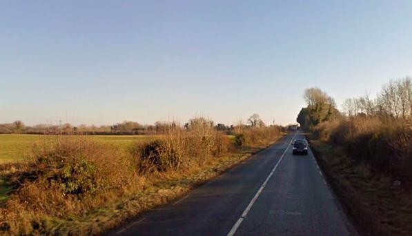 Ramming incident occurred at Cloncourse, Co Laois