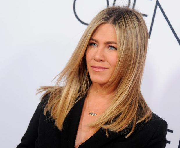 Actress Jennifer Aniston arrives at the Open Roads World Premiere Of