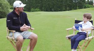 Graeme McDowell sits down with Billy