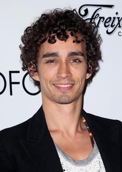 Actor Robert Sheehan. (Photo by David Livingston/Getty Images)