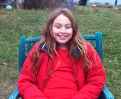 Azriel (11) died after she choked on a marshmallow (Photo: Facebook)