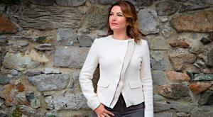 Queen of afternoon TV: Maura Derrane photographed in her native Galway. Photo: Martina Regan.