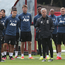 Jose Mourinho of Manchester United in action during a first team training session at Aon Training Complex on July 13, 2016 in Manchester, England. (Photo by Matthew Peters/Man Utd via Getty Images)