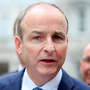Micheál Martin. Photo: Gerry Mooney
