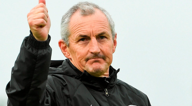 Cork City manager John Caulfield. Photo: Sportsfile