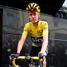Chris Froome. Photo: Reuters