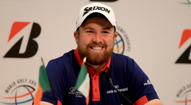 Shane Lowry expects an Irish winner of the Claret Jug: Picture Credit: Sam Greenwood/Getty Images