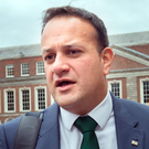 'Laughably, Leo Varadkar claimed this week that the Government shouldn't be expected to take responsibility for having a quorum of 20 TDs in the House for Dáil debates, as apparently even that is too onerous a task to manage' Photo: Tony Gavin