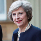 'Yesterday, Theresa May became the UK's second female prime minister in a country riven by uncertainty. In her first briefing, she spoke of the need for unity' Photo: REUTERS / Dominic Lipinski / Pool