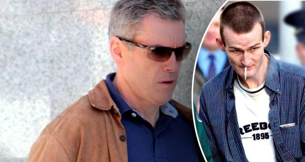 Drug lord: Christy Kinahan runs operation from Spain (Inset: Michael 'Mad Mickey' Devoy, who was shot dead)