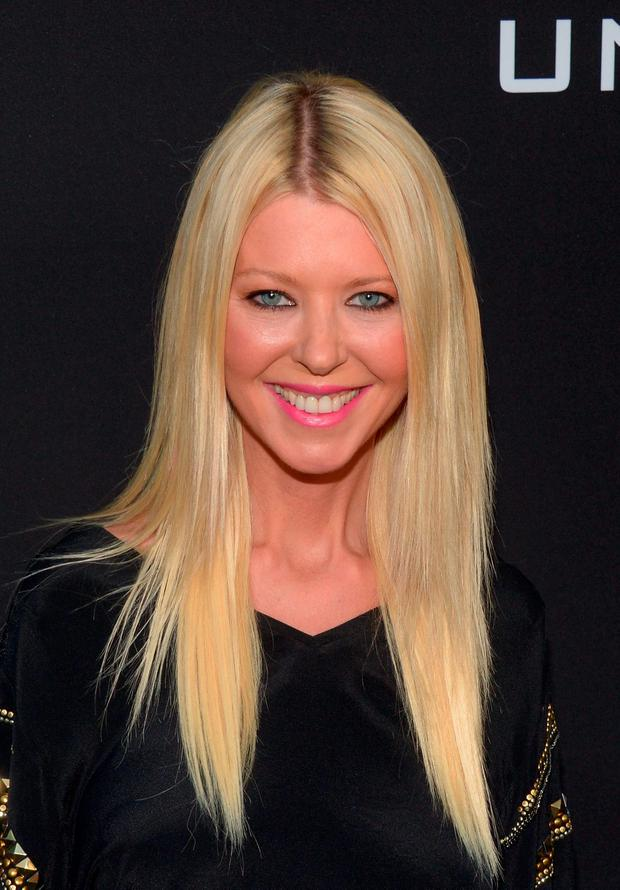 Actress Tara Reid attends the premiere of Vertical Entertainment's