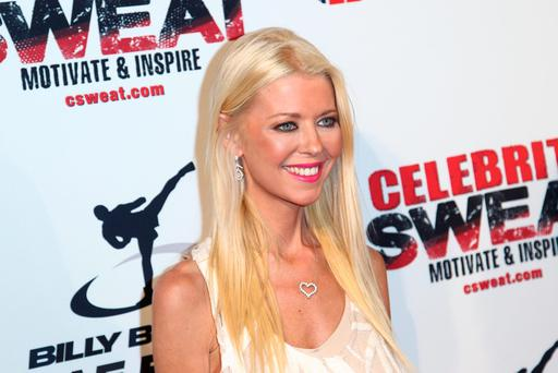 Actress Tara Reid attends Celebrity Sweat's After ESPYs VIP Bash at The Palm Restaurant on July 13, 2016 in Los Angeles, California. (Photo by Leon Bennett/WireImage)