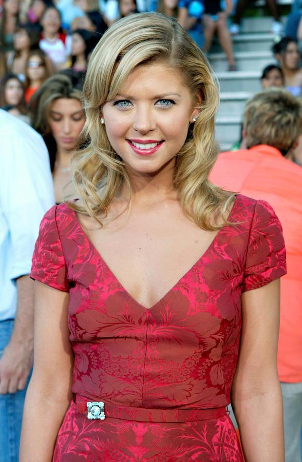 Tara Reid attends The 2003 Teen Choice Awards held at Universal Amphitheater on August 2, 2003 in Universal City, California. (Photo by Frederick M. Brown/Getty Images)