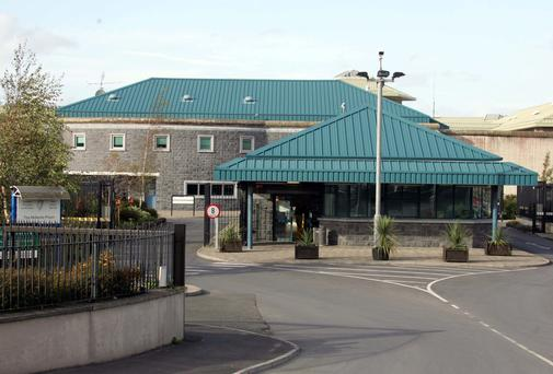 There are about 400 individuals convicted of sexual violence in the Irish prison system at any one time, with 300 in the Midlands Prison (pictured) and 100 in Arbour Hill. Photo: Collins