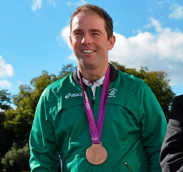 Olympic medallist Cian O'Connor. Photo: Brian Lawless / Sportsfile