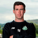 Shamrock Rovers interim manager Stephen Bradley. Photo: Eóin Noonan / Sportsfile