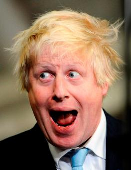 Boris Johnson. Photo: PA